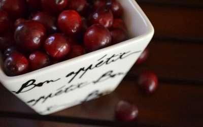 Holiday Cranberry Jell-O Salad