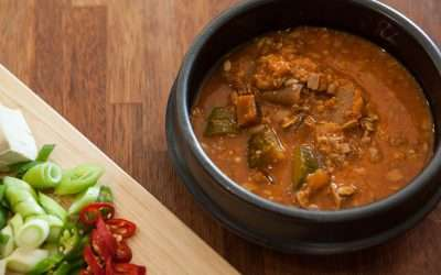 Quick & Delicious Sausage Gumbo by Ze