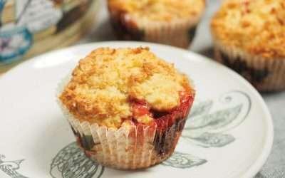 Ze Carters Cranberry Orange & Pumpkin Muffins