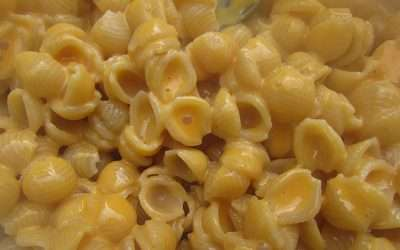 Ze's Crock-pot Mac N Cheese