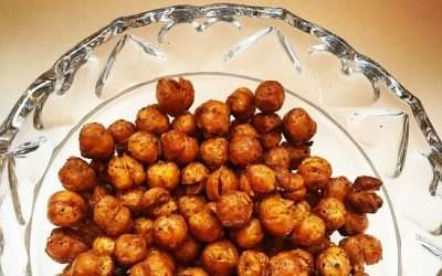 Roasted Crunchy Chick Peas