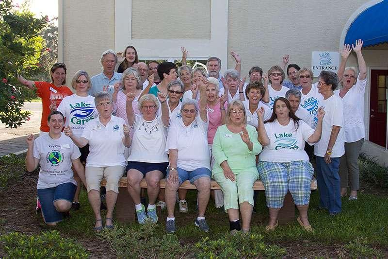 Our Saturday Volunteers